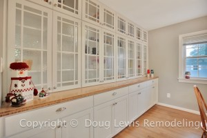 Kitchen Remodel - Wall-to-Wall Built-Ins