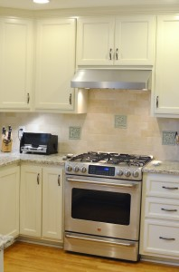 Remodeled Kitchen Appliances