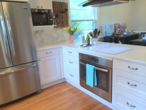 Kitchen Appliances and Flooring