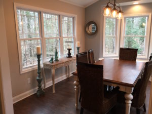 Dining Room Remodel - Maximum Light