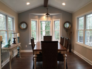 Dining Room Remodel - Window Seat