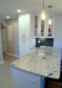 Kitchen Remodel Custom Cabinets