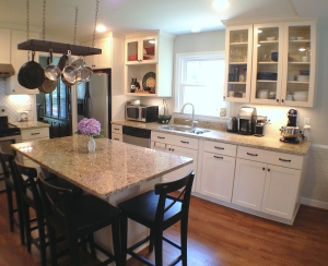 Kitchen Remodel - Granite Tops