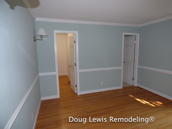 Doug lewis remodeling First floor master bedroom