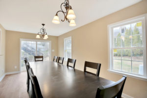 Pine Ridge Dining Room Remodel